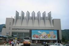 01 境港_境港駅
