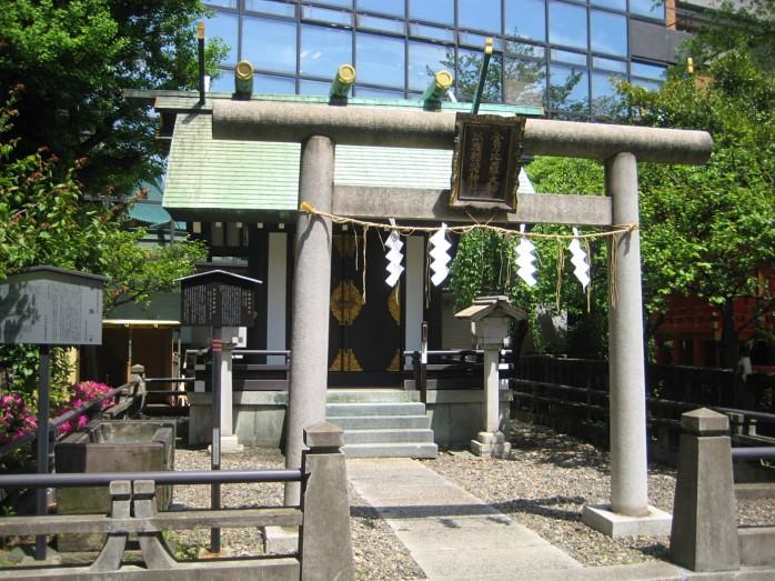 07 神田明神_三宿・金刀比羅神社