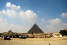 05 スフィンクスとピラミッド
