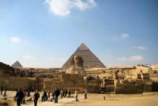 06 スフィンクスとピラミッド