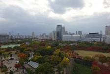17 大阪城_天守からの眺望