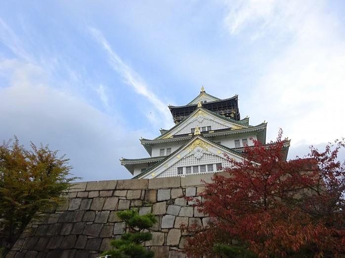 13 大阪城(現代)