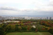 20 大阪城_天守からの眺望