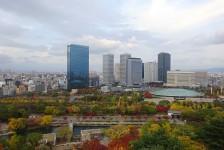 21 大阪城_天守からの眺望