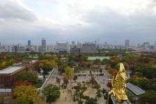 18 大阪城_天守からの眺望