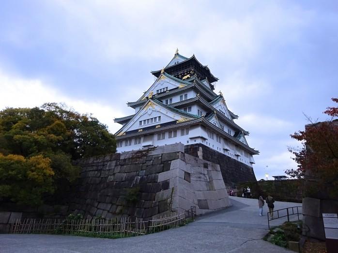 09 大阪城