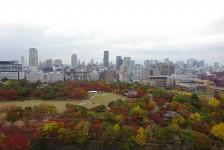 16 大阪城_天守からの眺望