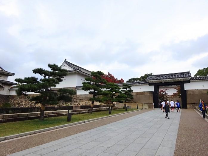 06 大阪城_大手門