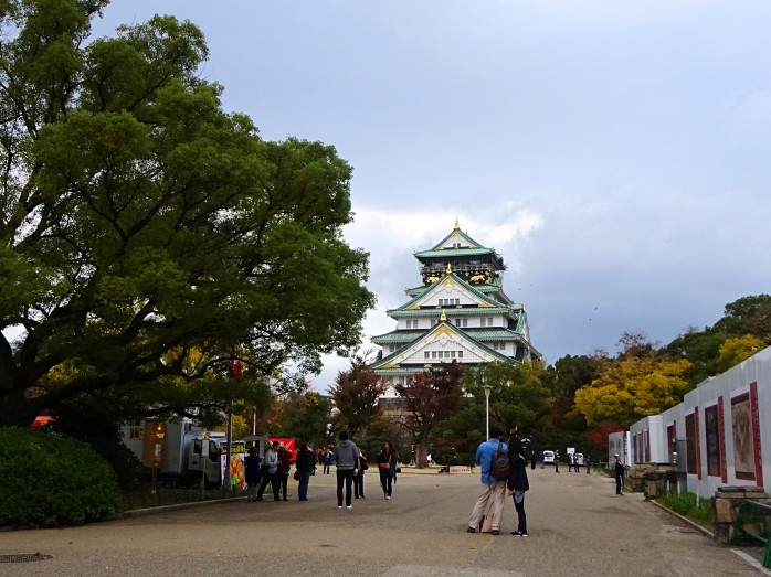 01 大阪城