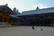 05 圓教寺_食堂(右)と常行堂(左)