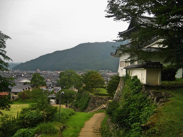 03 出石城からの眺め
