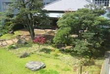 09 旧岩崎邸庭園_和館
