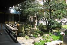 11 旧岩崎邸庭園_和館