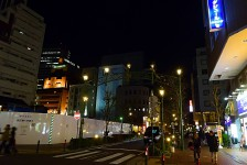 03 馬車道_ガス灯