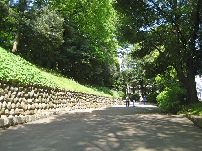 01 旧岩崎邸庭園