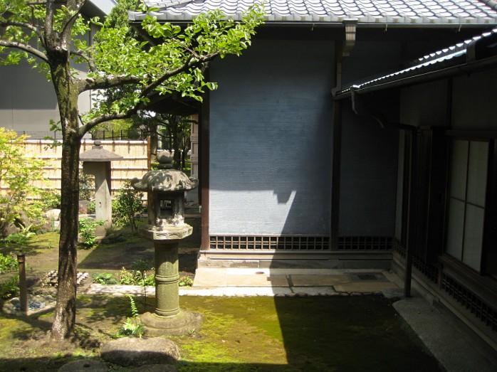 10 旧岩崎邸庭園_和館