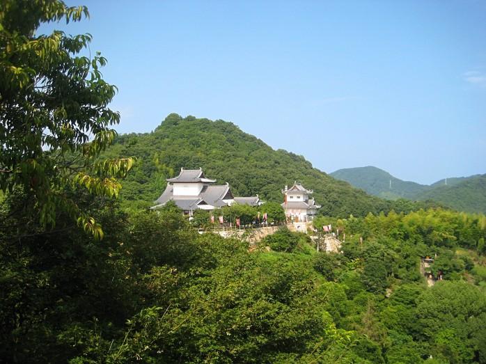 03 因島水軍城