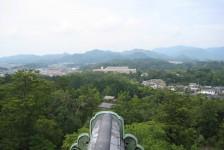 22 松江城からの眺め