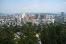 20 松江城からの眺め