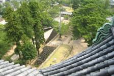 19 松江城からの眺め