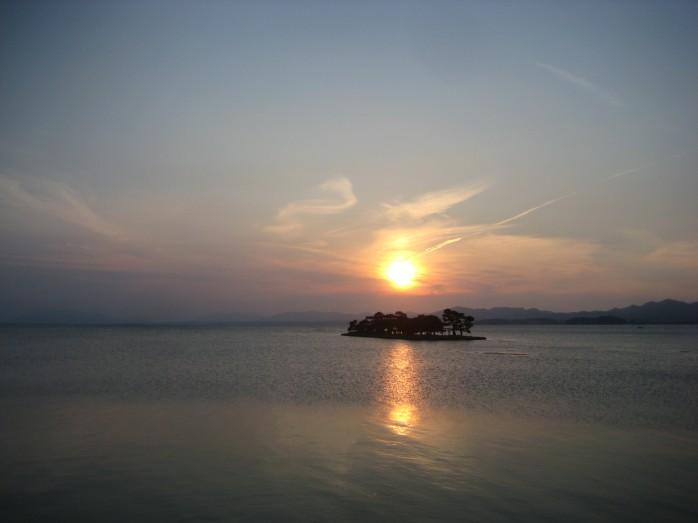 11 宍道湖