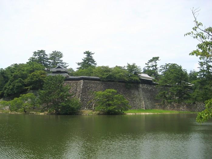 01 松江城