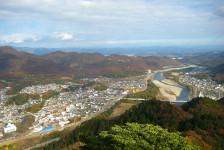 10 岐阜城からの眺め