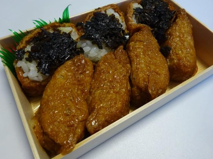 07 稲荷寿司