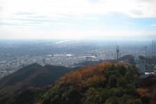 09 岐阜城からの眺め