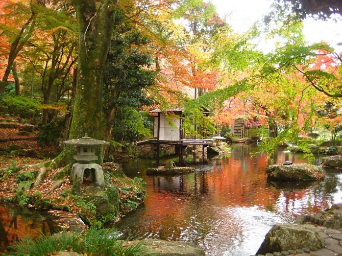 11 岐阜公園(庭園)