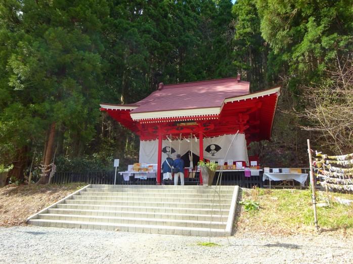 06 田沢湖_御座石神社