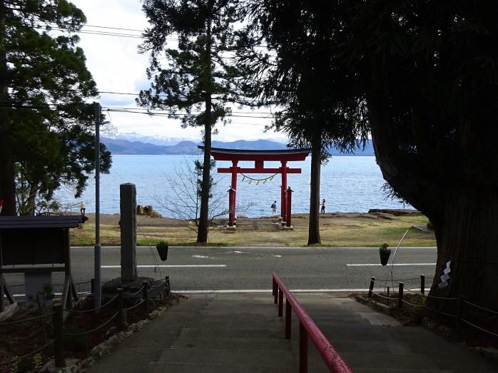 08 田沢湖_御座石神社