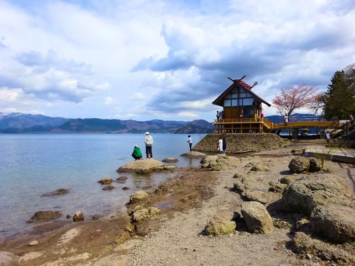 03 田沢湖_漢槎宮(浮木神社)