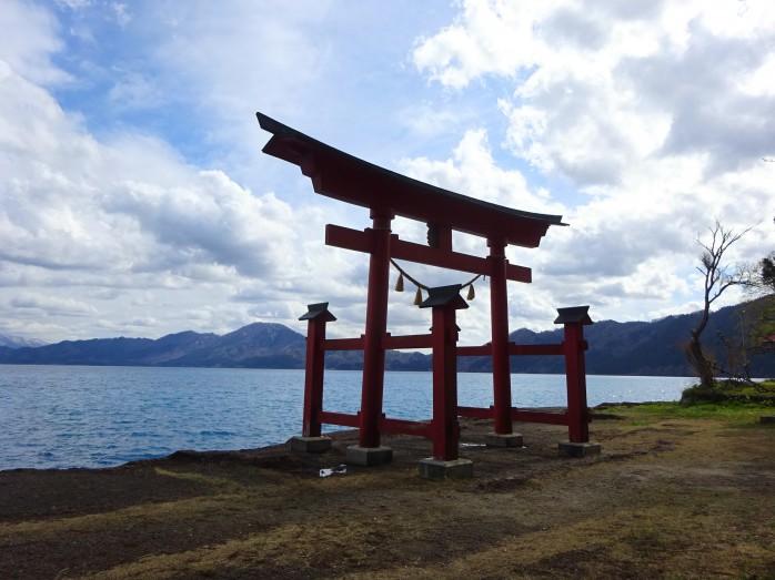 09 田沢湖_御座石神社