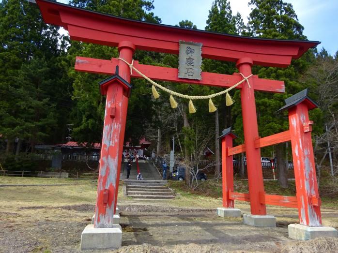 05 田沢湖_御座石神社