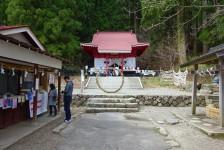 07 田沢湖_御座石神社