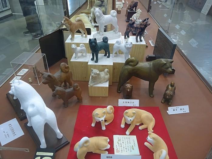 03 秋田犬会館_秋田犬博物室