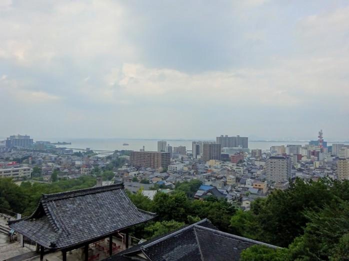 01 園城寺(三井寺)_観音堂からの眺望