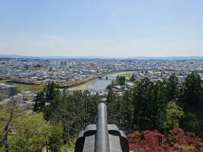 06 横手城からの眺め