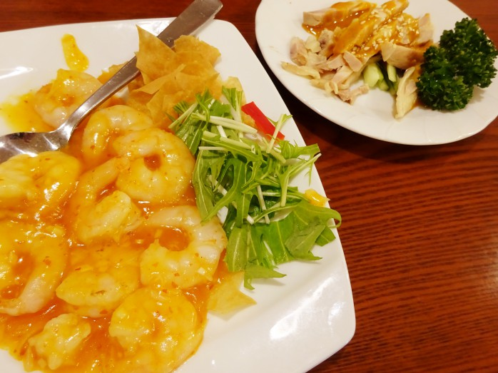 08 横浜中華街_中華料理