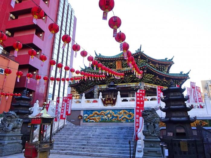 07 横浜中華街_媽祖廟
