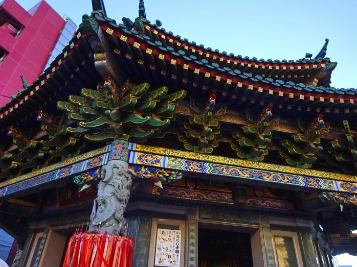 08 横浜中華街_媽祖廟