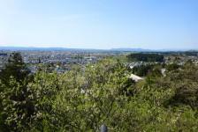 08 横手城からの眺め