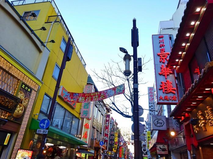 01 横浜中華街