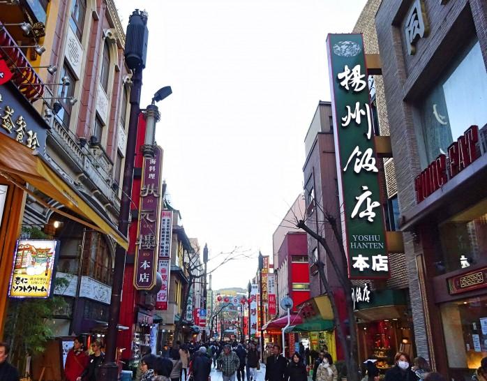 02 横浜中華街