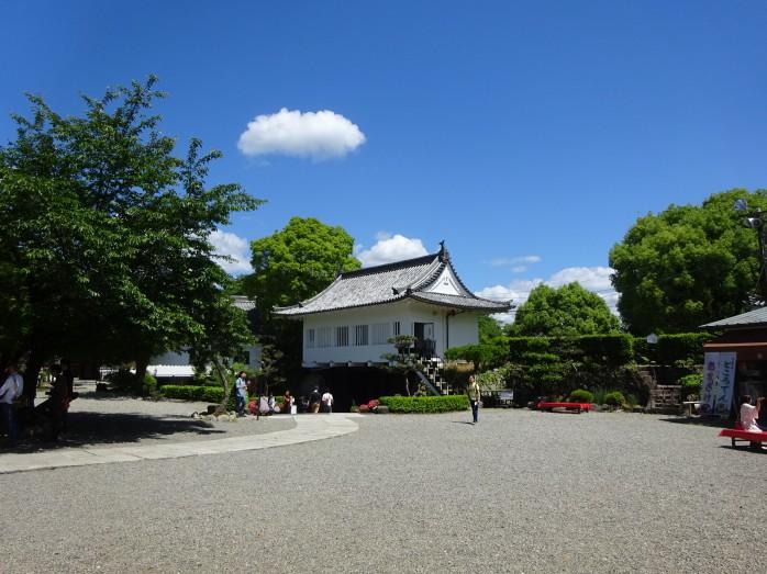 09 犬山城_本丸内