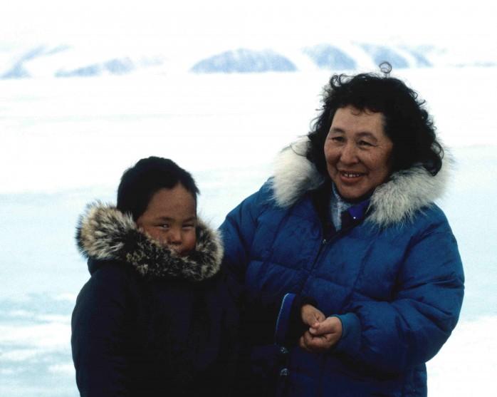 14 イヌイット(Inuit)