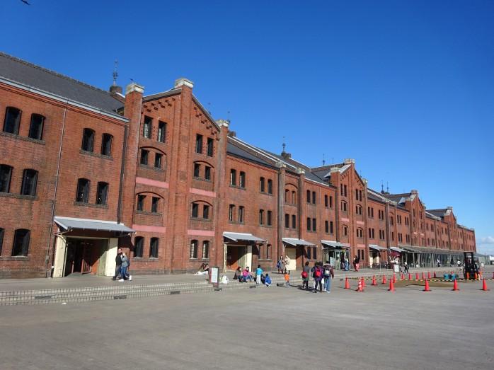 03 横浜赤レンガ倉庫2号館