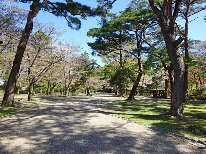 12 千秋公園_久保田城跡