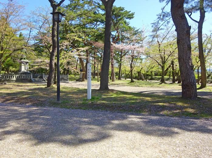03 千秋公園_久保田城跡_本丸跡
